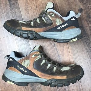 Vasque Leather Hiking Shoes Size 9.5M